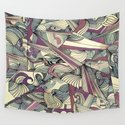 When my Mind Goes Boom. Wall Tapestry