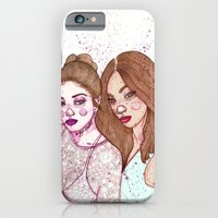 Gigi Hadid & Jourdan Dunn Maybelline NY   iPhone 6 Slim Case