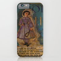 iPhone & iPod Case featuring NO DARK SARCASM IN THE CLASSROOM by Luca Piccini