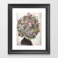 Encompasseed Framed Art Print
