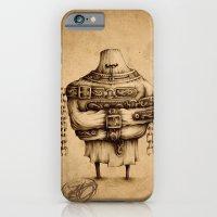 iPhone & iPod Case featuring #7 by Paride J Bertolin