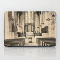 Take Me To Church iPad Case