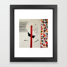 loudcolors Framed Art Print