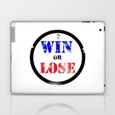 WIN OR LOSE? Laptop & iPad Skin