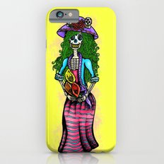 'La Catrina' (Day of The Dead) Slim Case iPhone 6s