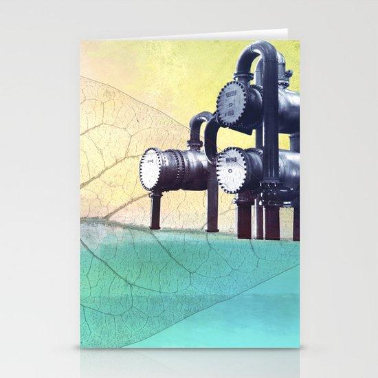 UNDER CONSTRUCTION I Stationery Card