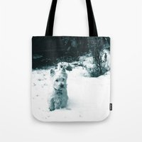 This Is Snow Fun... Tote Bag
