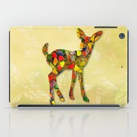 Animal Mosaic - The Fawn iPad Case