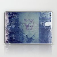 Here Kitty Kitty Polaroid Transfer Laptop & iPad Skin