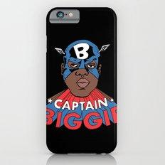 Captain Biggie iPhone 6s Slim Case