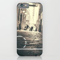 iPhone & iPod Case featuring Post Alley by Nicholas Iza