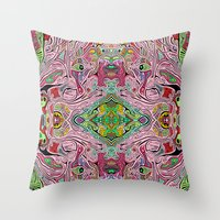 Is (version 3) Throw Pillow