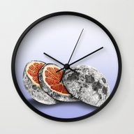 Wall Clock featuring In Which There Is A Mand… by J.P Ormiston