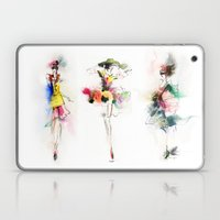 Woman Fashion Laptop & iPad Skin