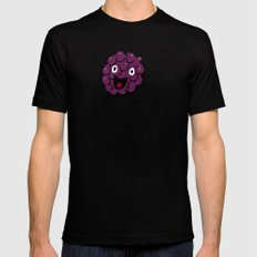Blackberry SMALL Black Mens Fitted Tee