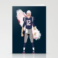 Pats - Tom Brady Stationery Cards