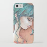 infinity iPhone & iPod Cases featuring Infinity by Alessandra Fusi