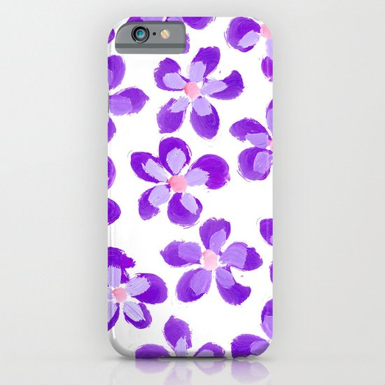 Posey Power - Purple Multi iPhone & iPod Case