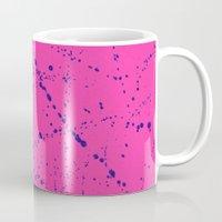Dazed + Confused [Pink] Mug