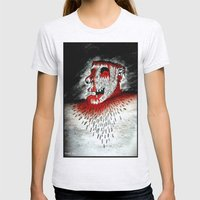 Zombie la mouche Fête Womens Fitted Tee Ash Grey SMALL