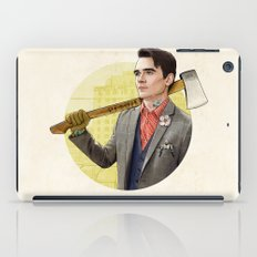 Mr. Michigan iPad Case