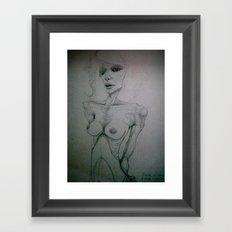 vairus Framed Art Print