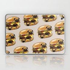 Pugs Burger Laptop & iPad Skin