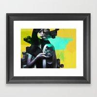 Anonymphs Framed Art Print