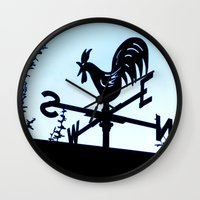 Which direction, please? Wall Clock