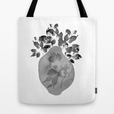 Healing heart Tote Bag
