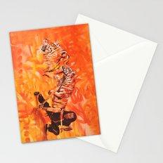 Roaring Tiger Broadsword Stationery Cards