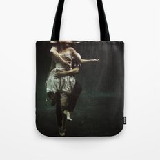 abyss of the disheartened : V Tote Bag