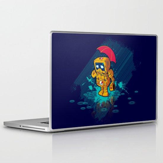 TINY ROBOT Laptop & iPad Skin