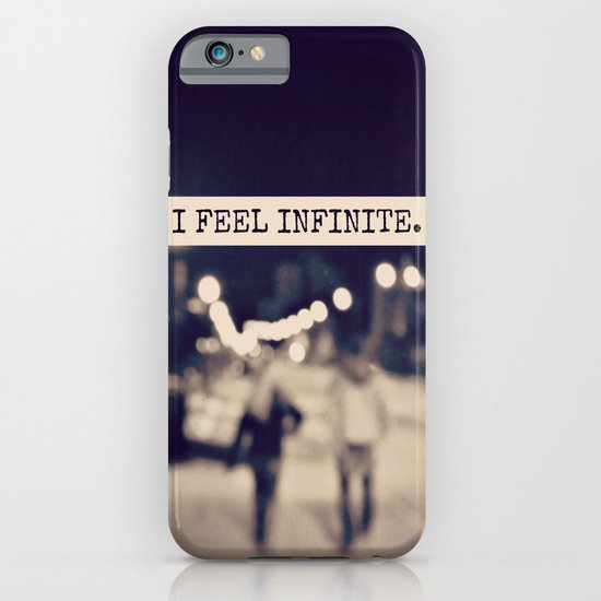 I Feel Infinite iPhone & iPod Case