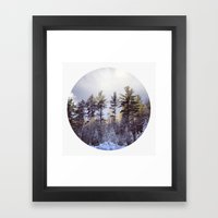 Morning Sun Framed Art Print