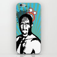 African man iPhone & iPod Skin