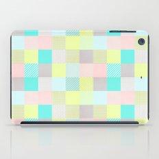 Decorated Pixel II iPad Case