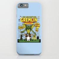 The Mischievous Gremlin iPhone 6 Slim Case