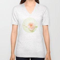Bloom Again  Unisex V-Neck