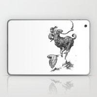 Wolfman Laptop & iPad Skin