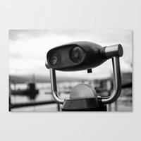 I Spy Canvas Print