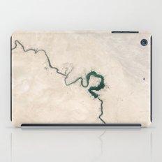 Trace nature iPad Case