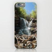Glen Onoko Falls iPhone 6 Slim Case