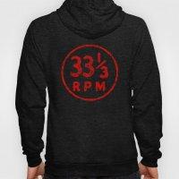 33 & a third RPM Circle Hoody
