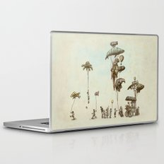 A Day at The Fair  Laptop & iPad Skin