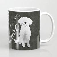 Home with Dog Mug