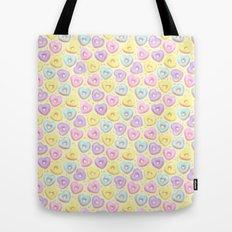 I Heart Donuts Tote Bag