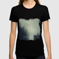 you need hope Womens Fitted Tee Black SMALL