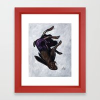 Untitled (dead things 08) Framed Art Print