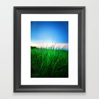 The First State Framed Art Print